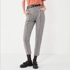 Silence + Noise | Checkered Mom Pant 6R